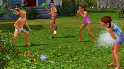 Free Download The Sims 3: Seasons PC Game Expansion Full Version Screenshots 2