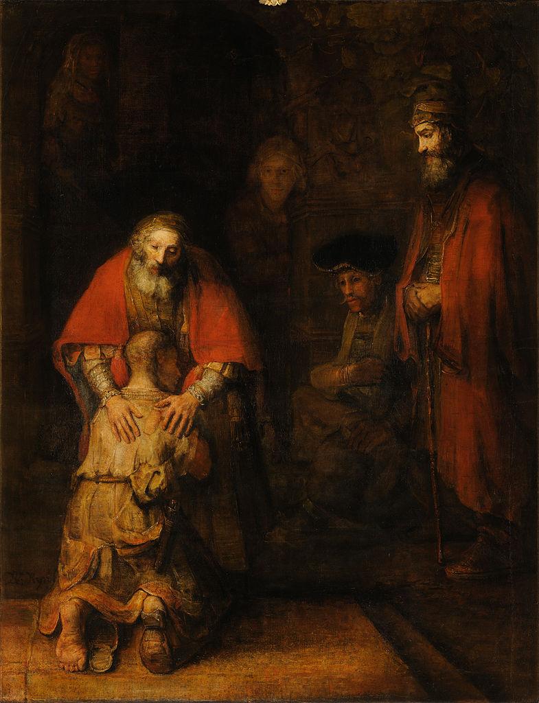"""Libro: """"El regreso del hijo pródigo"""""""