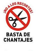 BASTA DE CHANTAJES