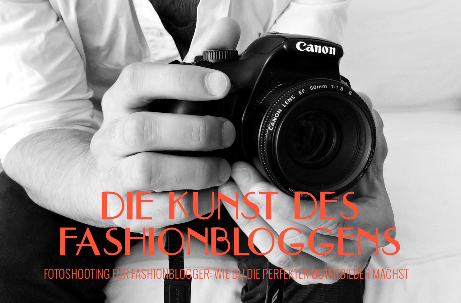 Fotoshooting für Fashionblogger: So machst du die perfekten Outfitbilder