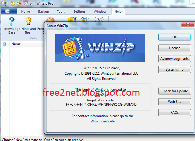 download old winzip