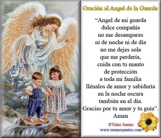 Angel De MI Guarda Oracion