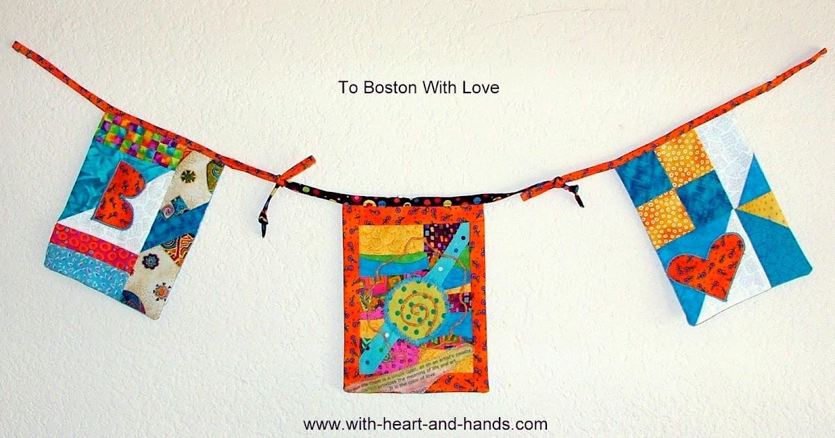 Michele Bilyeu Creates With Heart And Hands Prayer
