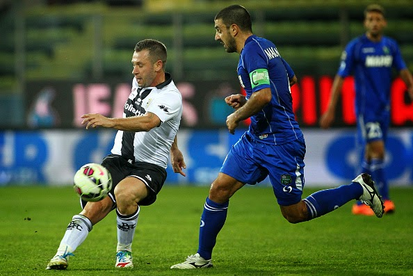 Serie A: Parma Sassuolo 1-3 Video Gol Highlights.
