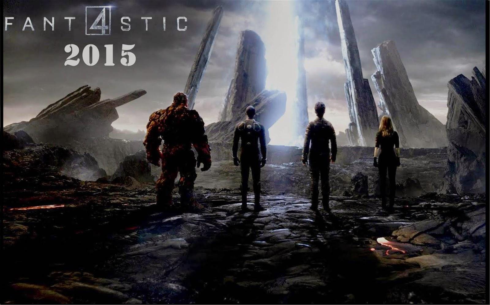 Fantastic Four (2015) Subtitle Indonesia