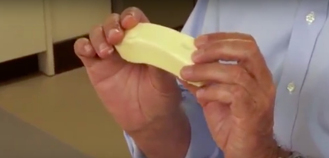 How to Quickly Soften Butter Without Melting It