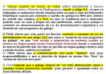 Anulación de artigos do Decreto do Plurilingüísmo
