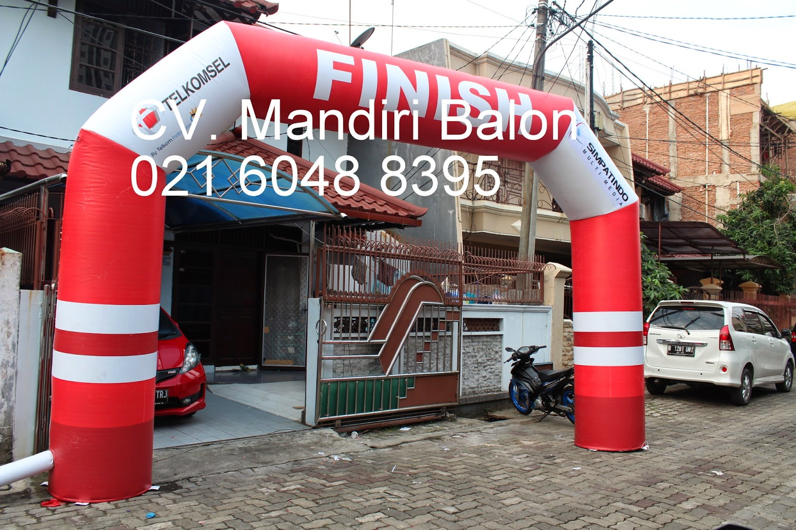 GATE BALON TELKOMSEL SIMPATINDO