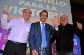 """Scioli: """"El presidente que tome la posta va a encontrar un país desendeudado y sin crisis económica"""