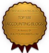 Named one of the Top 100 Accounting Blogs by BYN!