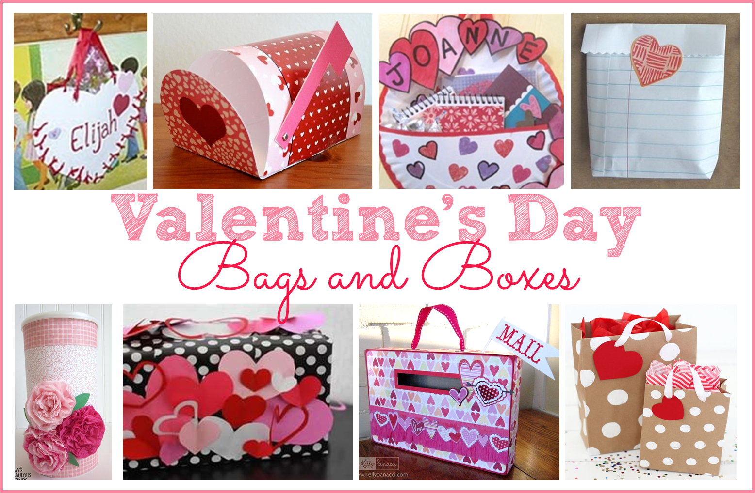 Valentine Bags For Kindergarten : Preschool ponderings valentine s day bags and boxes