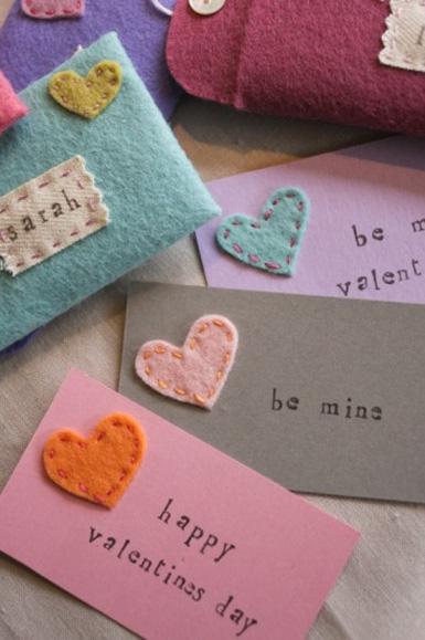 belle maison: Get Crafty With Love: Fun DIY Valentine's Ideas