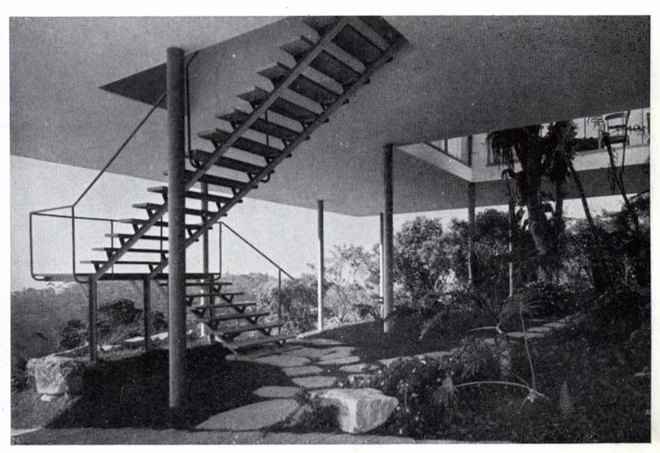 Historia De La Arquitectura Moderna Casa De Vidrio Lina