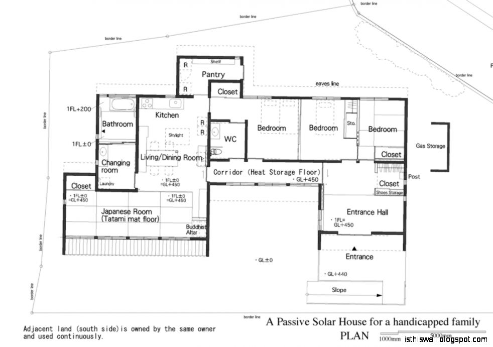 Solar House What Is Passive Solar House Design