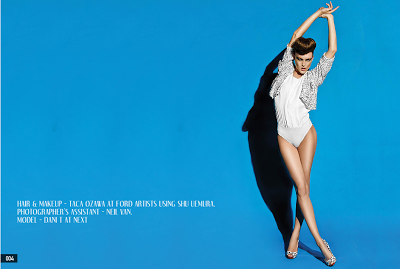 BLUE AMBITION - FILLER Magazine