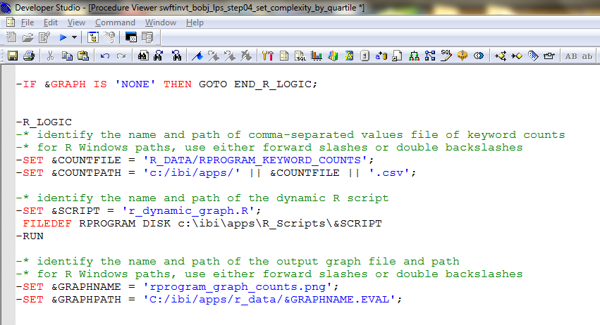 Bilderesultat for R script