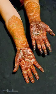 Indian Mehndi Designs for Women