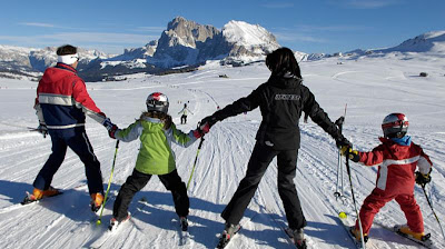 Italian Alps with kids