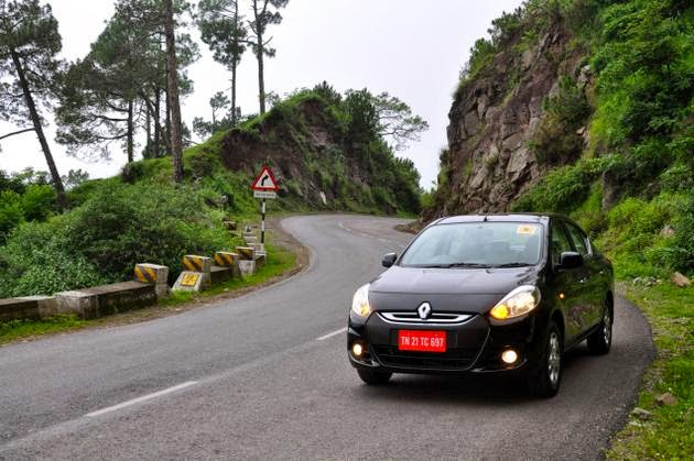 Renault Scala Road View Image