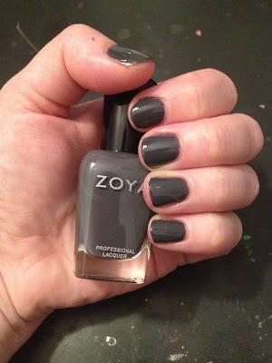 Zoya, Zoya Kelly, Zoya nail polish, Zoya nail lacquer, Zoya mani, Zoya manicure, nail, nails, nail polish, polish, lacquer, nail lacquer, mani, manicure