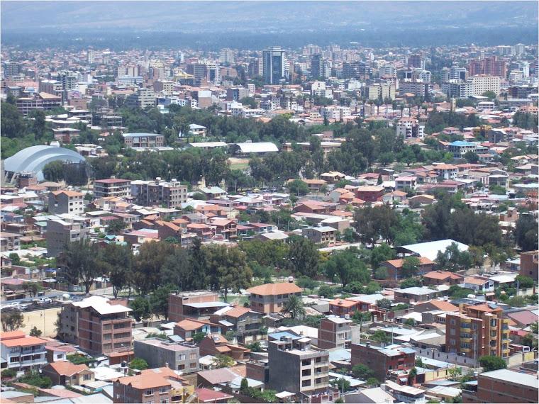 Cochabamba - Bolívia.
