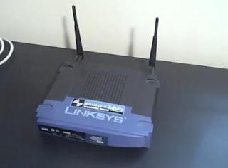 koneksi wifi bisa bermasalah