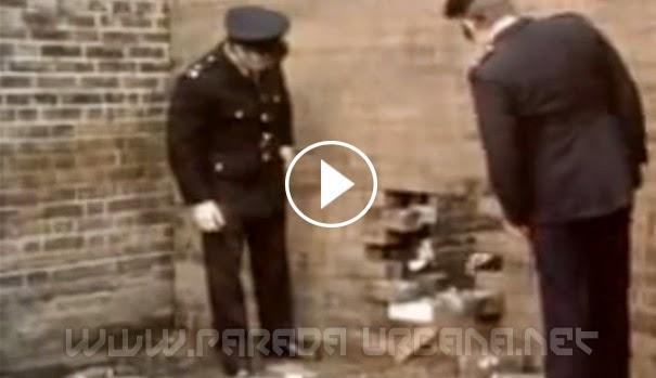 VIDEO CHISTOSO -  El Fugitivo sin Suerte!!