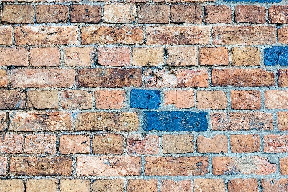 Bricks of Haversham Viaduct
