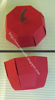 apple box base and lid
