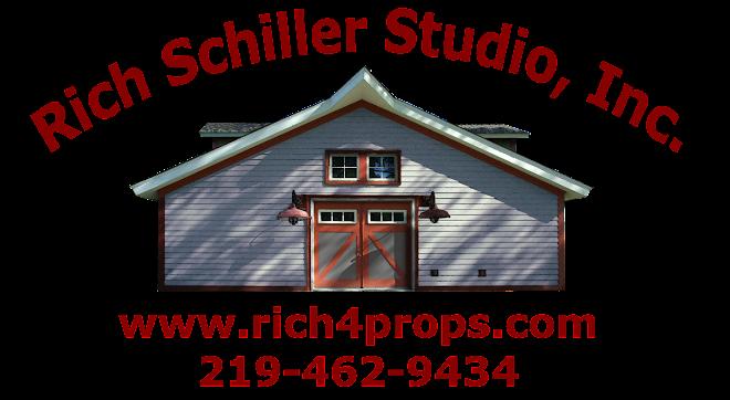 Models and Props / Rich Schiller Studio