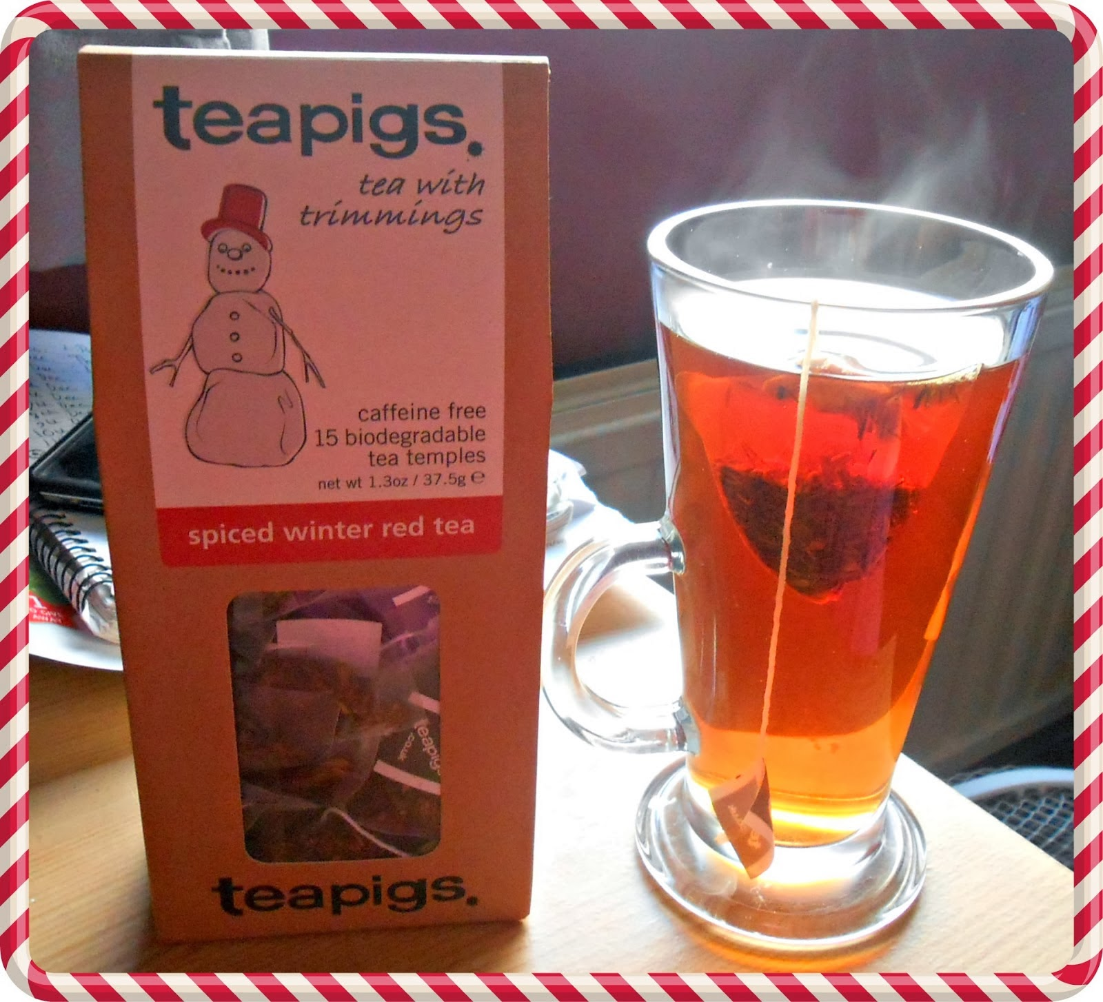 Teapigs Spiced Winter Festive Tea