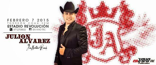 presentaciones julión álvarez 2015