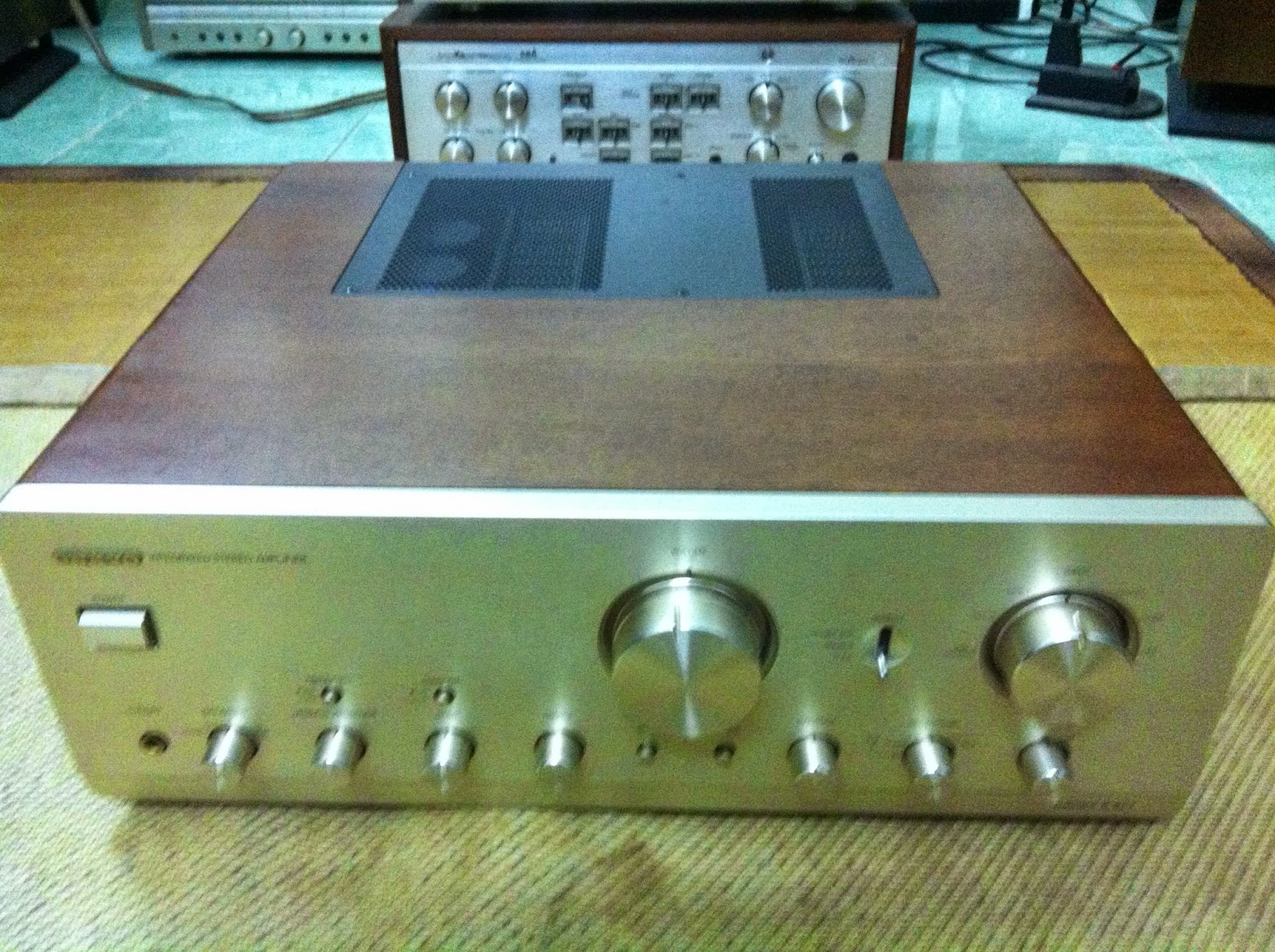 Amply ONKYO A-927 - Made in Japan