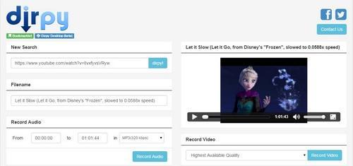 Tach-nhac-ra-khoi-video-tren-youtube, Tách nhạc ra khỏi video trên YouTube