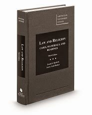 Ravitch and Backer's Law and Religion: Cases, Materials and Readings