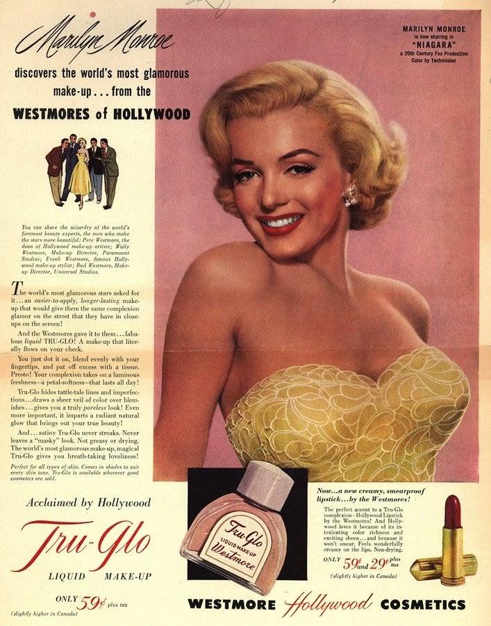 Imagenes cinéfilas - Página 5 Marilyn_makeup