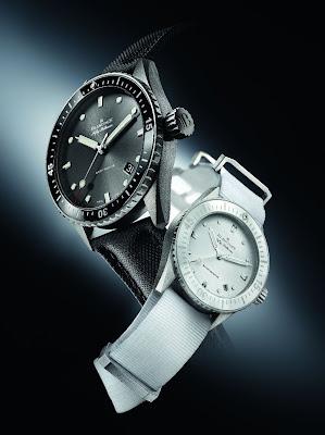 Blancpain Fifty Fathoms Bathyscaphe watch replica