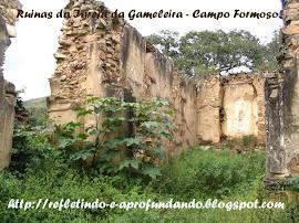 Ruinas da Igreja da Gameleira