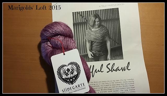 mindful shawl siidegarte