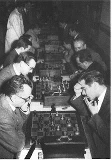 Bodas de plata del Club Ajedrez Manresa en 1953