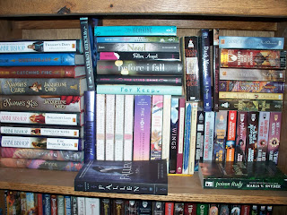 My Bookcases!