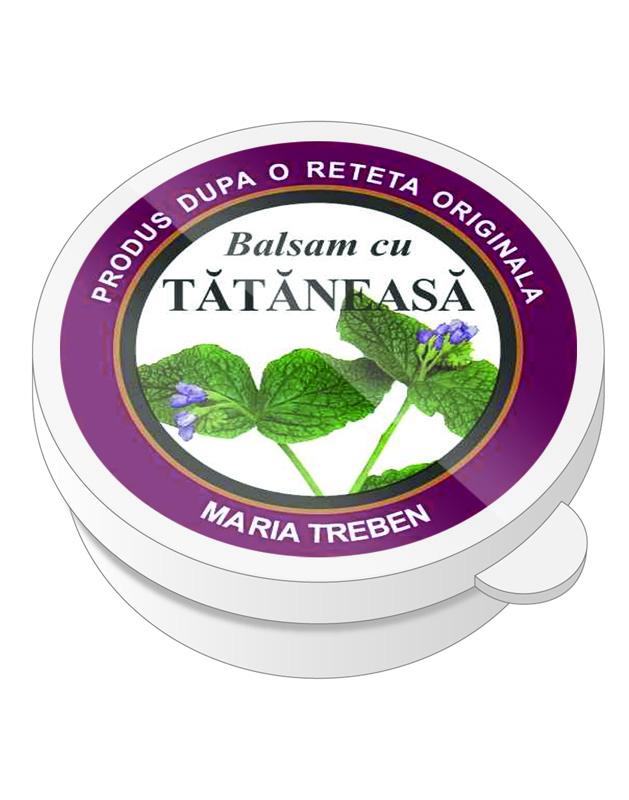 Balsam cu extract de tataneasa (uz extern)