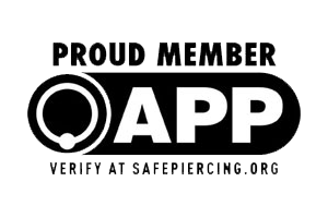 WE ARE PROUD MEMBERS OF THE APP
