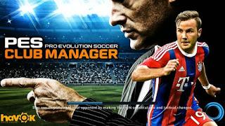 PES CLUB MANAGER 1.2.0 OFFLINE