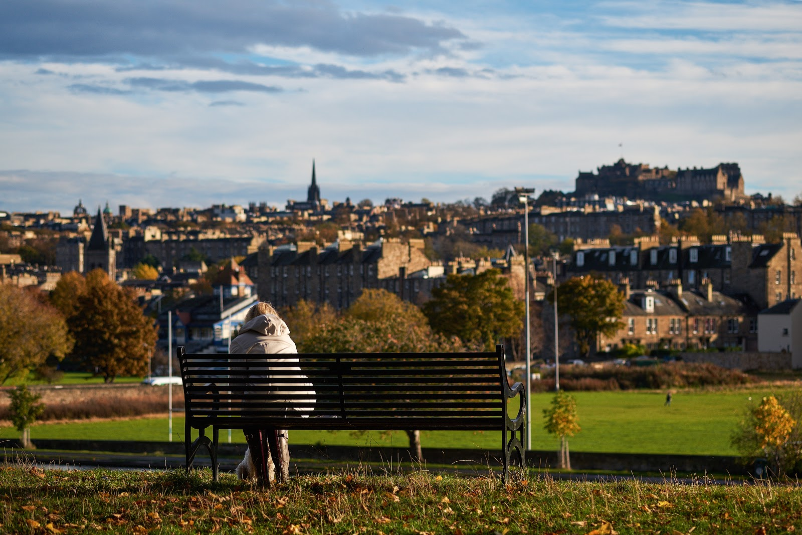 Saturday Afternoon in Inverleith Park | Fragments of My Life
