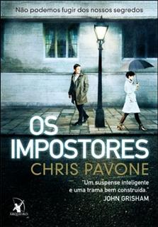 Os impostores – Chris Pavone
