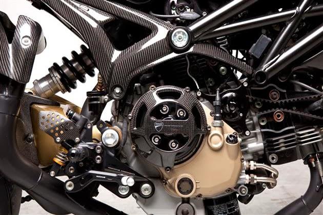 Ducati Monster 1100R Custom Motorcycle