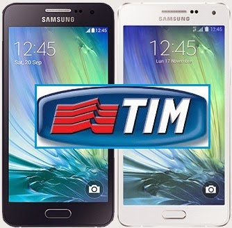 tariffe tim per galaxy a3 e a5 a rate