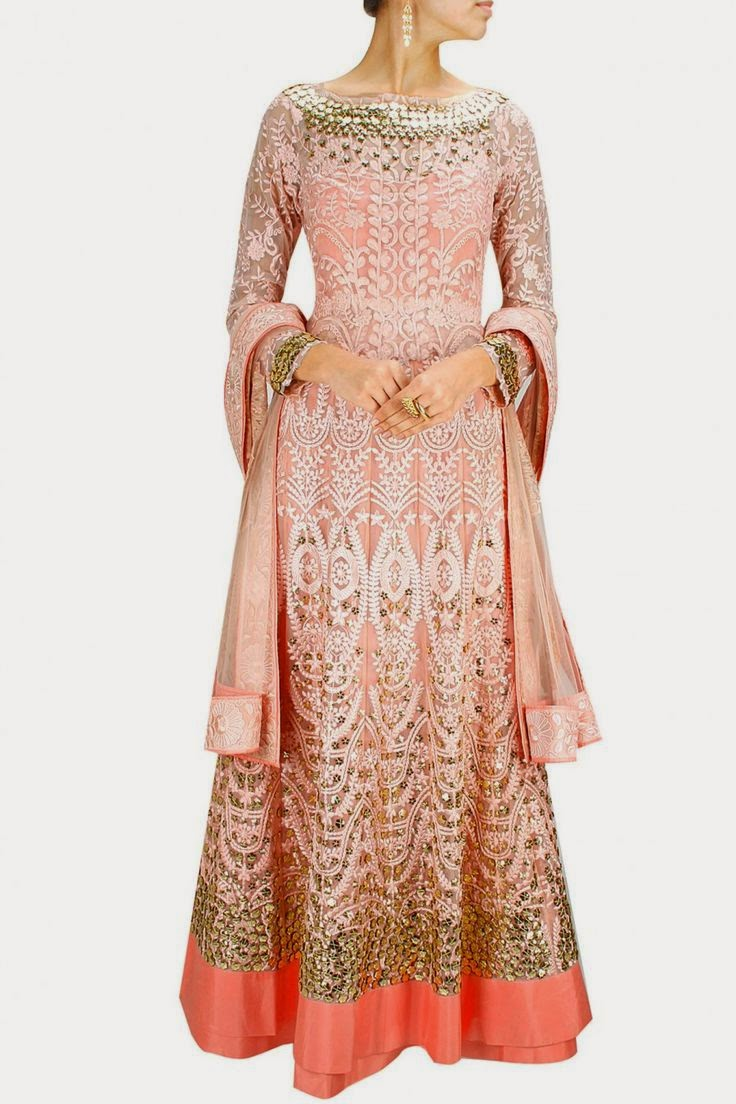 new Pakistani bridal dress 2015