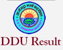 DDU Gorakhpur Result 2016